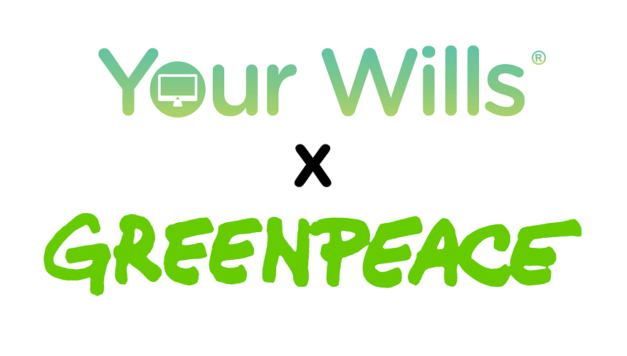 Your Wills x Greenpeace